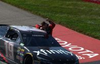 Carl-Edwards-Bumps-Kyle-Busch-for-Win-Richmond-2016-NASCAR-Sprint-Cup-attachment
