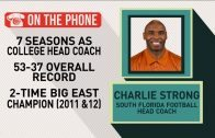 Gottlieb-Charlie-Strong-talks-USF-football-and-Texas-attachment