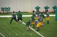 Green-Bay-Packers-flipping-the-corner-drill-Defensive-line-attachment
