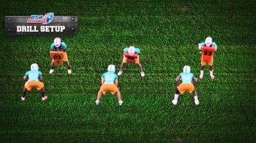 Miami-Dolphins-cross-face-stun-drill-Linebackers-attachment