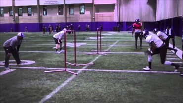 Northwestern-Wildcats-gate-drill-Wide-receivers-attachment