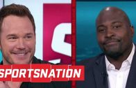 Can-Chris-Pratt-Convince-Marcellus-Wiley-Dinosaurs-Are-Real-SportsNation-attachment