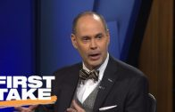 Ernie-Johnson-Interview-On-ESPNs-First-Take-First-Take-April-5-2017-attachment