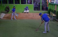 NYM@MIA-deGrom-Thor-play-football-shovel-hockey-attachment