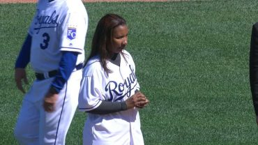 OAK@KC-Venturas-mother-Marisol-throws-first-pitch-attachment
