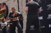 Some-workout-highlights-from-Michelle-Waterson-at-the-UFC-on-FOX-24-open-workouts-attachment