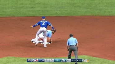 TOR@TB-Benches-clear-after-Souza-Jr.s-hard-slide-attachment