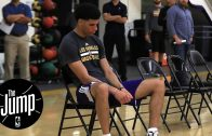 Importance-Of-Lonzo-Balls-2nd-Workout-With-Lakers-The-Jump-ESPN-attachment