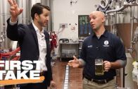 Will-Cain-Learns-How-To-Make-Beer-At-Clevelands-Hofbrauhaus-Brewery-First-Take-ESPN-attachment