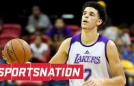 Did-Lonzo-Ball-Audition-For-LeBron-James-During-Summer-League-SportsNation-ESPN-attachment