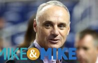 MLB-Commissioner-Rob-Manfred-Wants-Pace-Of-Play-Improved-Mike-Mike-ESPN-attachment