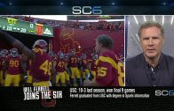Will-Ferrell-Talks-Anchorman-The-House-USC-and-LaVar-Ball-SC6-June-26-2017-attachment