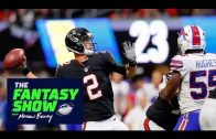 Berry still high on Ryan's ceiling | The Fantasy Show | ESPN