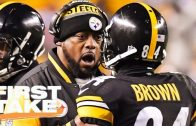 Damien-Woody-on-Ben-Roethlisberger-and-Mike-Tomlins-issue-with-Antonio-Brown-First-Take-ESPN-attachment