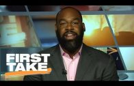 Donovan-McNabb-talks-Vice-President-Mike-Pence-leaving-49ers-Colts-game-First-Take-ESPN-attachment