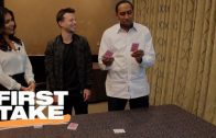 Magician-Mat-Franco-stuns-Stephen-A.-Smith-and-Molly-Qerim-with-magic-trick-First-Take-ESPN-attachment