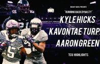 RB-Dynasty-Kyle-Hicks-Kavontae-Turpin-and-Aaron-Green-TCU-Highlights-attachment