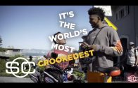 Swaggy P bikes down Lombard Street | SportsCenter | ESPN