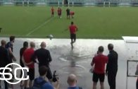 USMNT-encounters-a-moat-on-the-Trinidad-and-Tobago-training-pitch-ESPN-FC-attachment