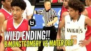 WILD-ENDING-Mater-Dei-vs-Bishop-Montgomery-vs-The-Refs-In-State-Regional-Finals-Full-Highlights-attachment