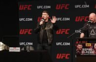 Michael-Bisping-and-Georges-St-Pierre-come-together-for-fight-announcement-barbs-and-icy-glares-attachment