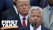 New-England-Patriots-White-House-Visit-Sparks-Heated-Debate-First-Take-April-20-2017-attachment